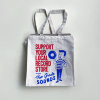 Drift x Crispin Finn - Heavyweight Cotton Tote