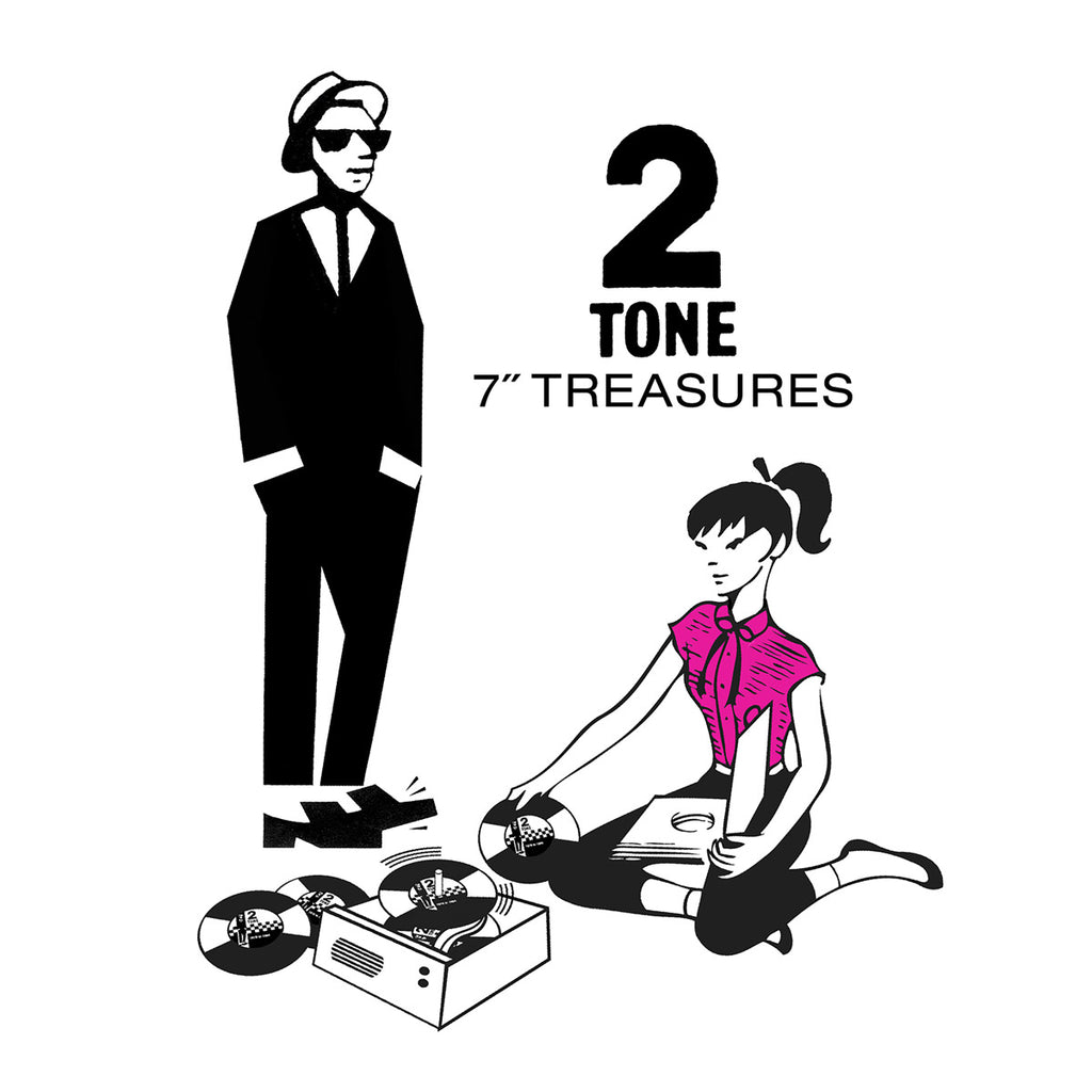 "Various Artists - Two Tone 7"" Treasures [Box Set]"