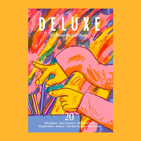 Deluxe Magazine - Issue 20