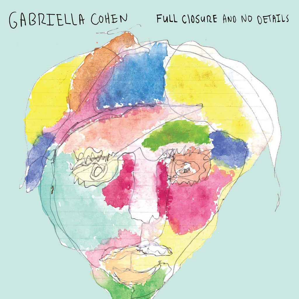 Gabriella Cohen - Full Closure And No Details