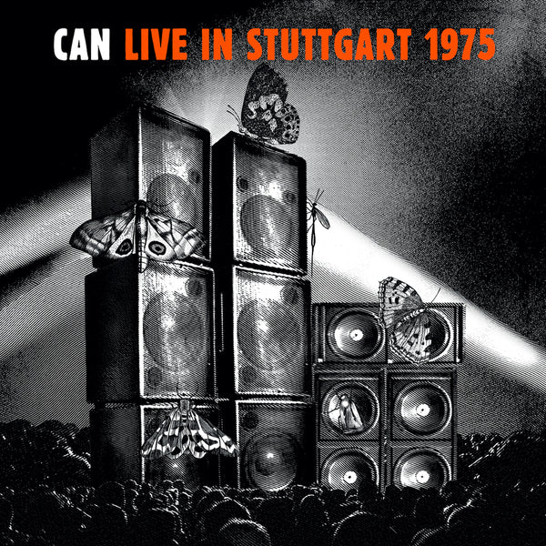 Can - Live in Stuttgart 1975