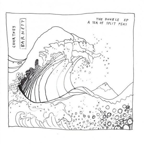 Courtney Barnett - The Double EP: A Sea Of Split Peas - Drift Records
