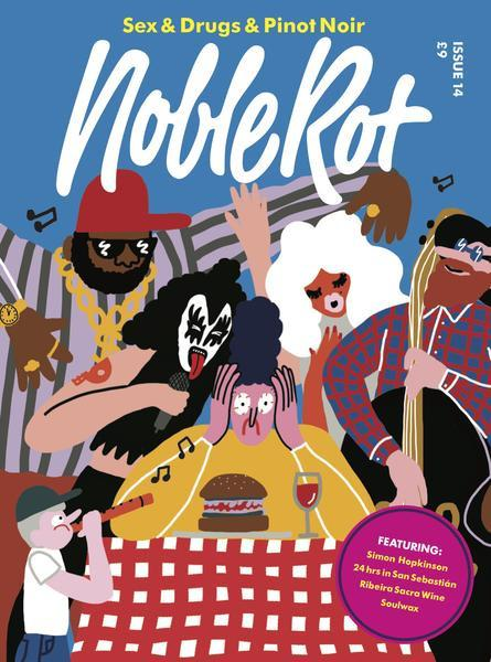Noble Rot - Issue 14