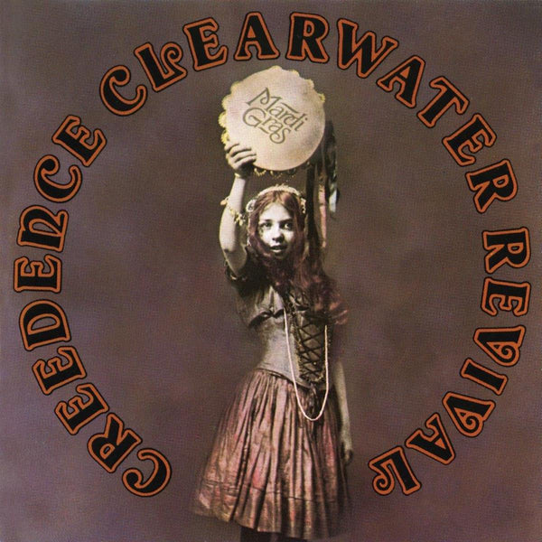 Creedence Clearwater Revival - Mardi Gras [Half Speed Master]