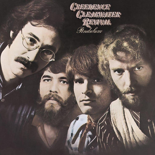 Creedence Clearwater Revival - Pendulum [Blue Vinyl]