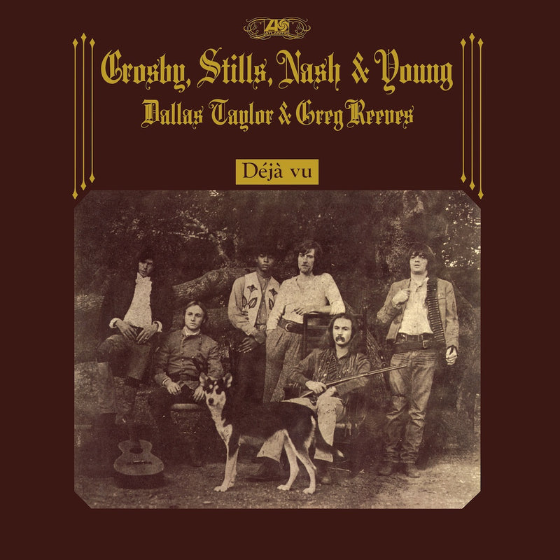 Crosby, Still, Nash, & Young - Déjà Vu [50th Anniversary Deluxe Edition]