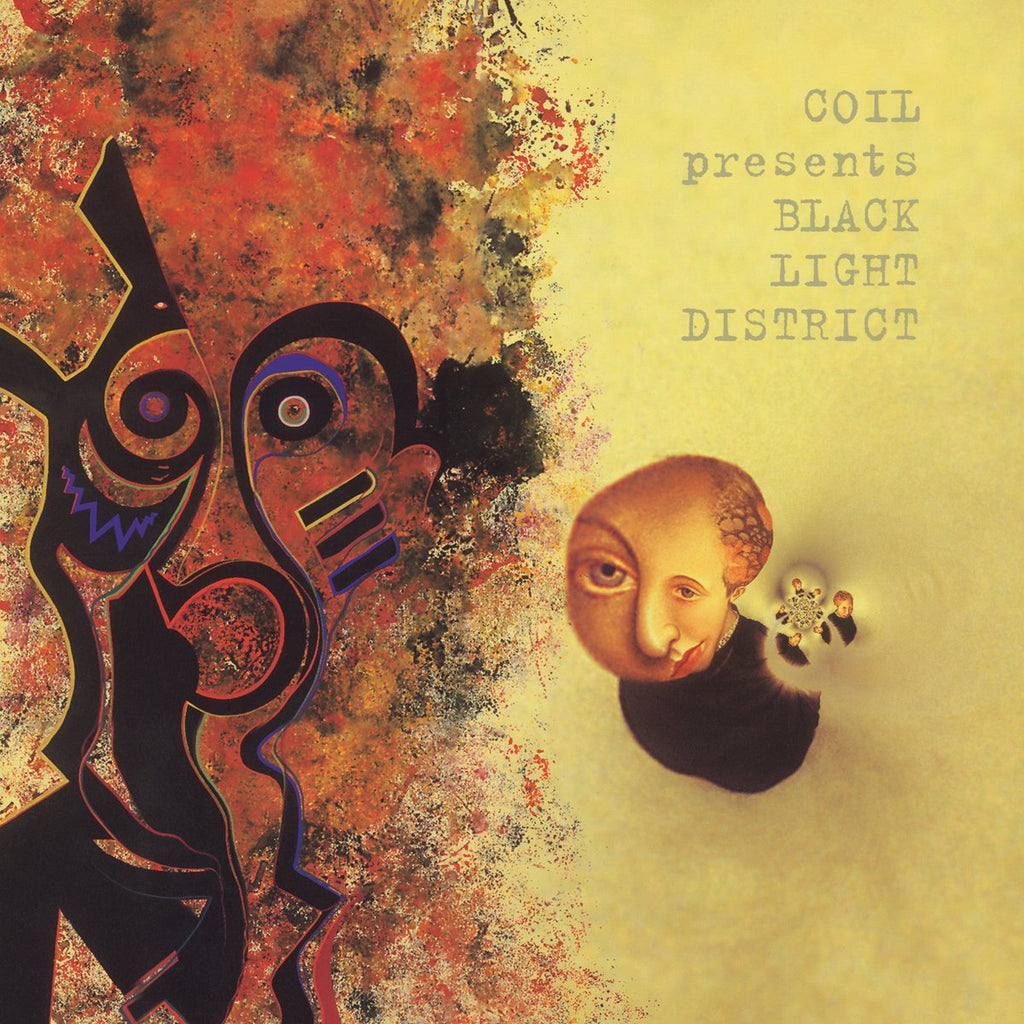 Coil presents Black Light District - A Thousand Lights In A Darkened Room - Drift Records