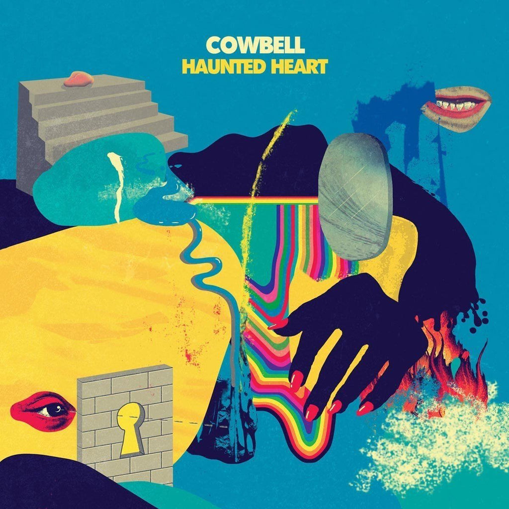 Cowbell - Haunted Heart - Drift Records