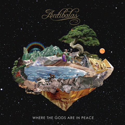 Antibalas - Where The Gods Are In Peace - Drift Records