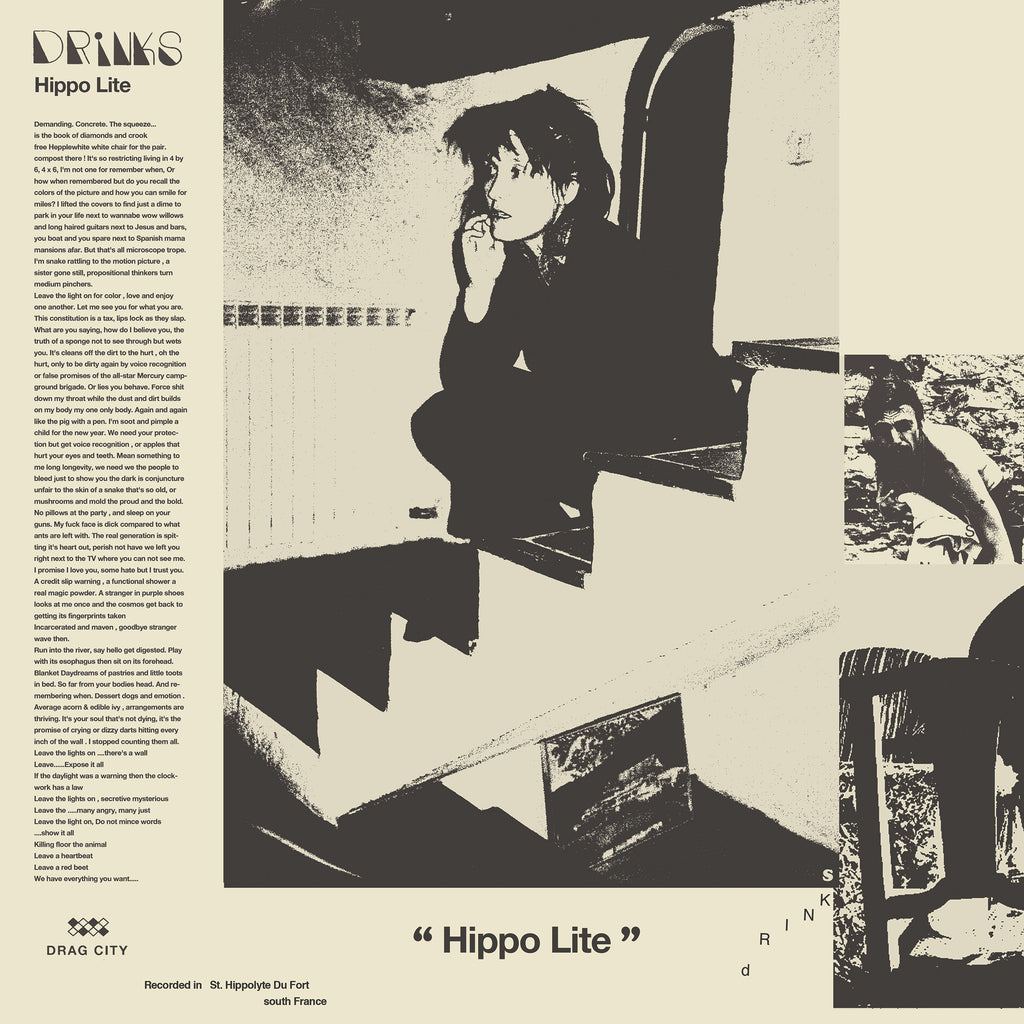 Drinks - Hippo Lite - Drift Records