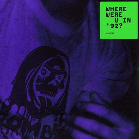 Zomby - Where Were U in 92?