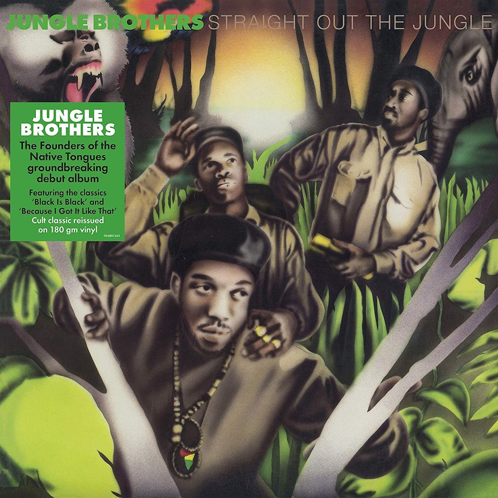The Jungle Brothers - Straight Out The Jungle [2019 Repress]