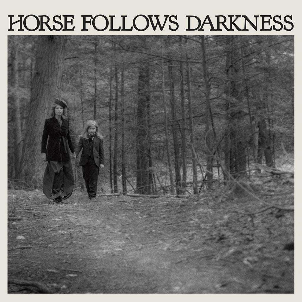 Delia Gonzalez - Horse Follows Darkness - Drift Records