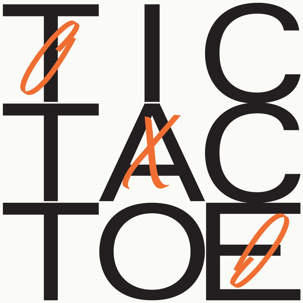 Django Django - Tic Tac Toe - Drift Records