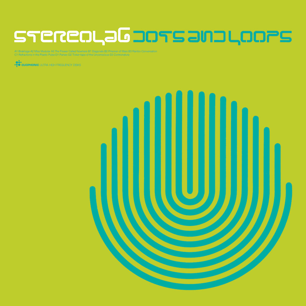 Stereolab - Dots & Loops [Expanded Edition, 2019]