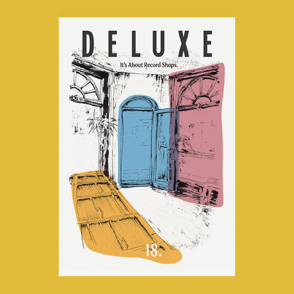 Deluxe Magazine - Issue 18