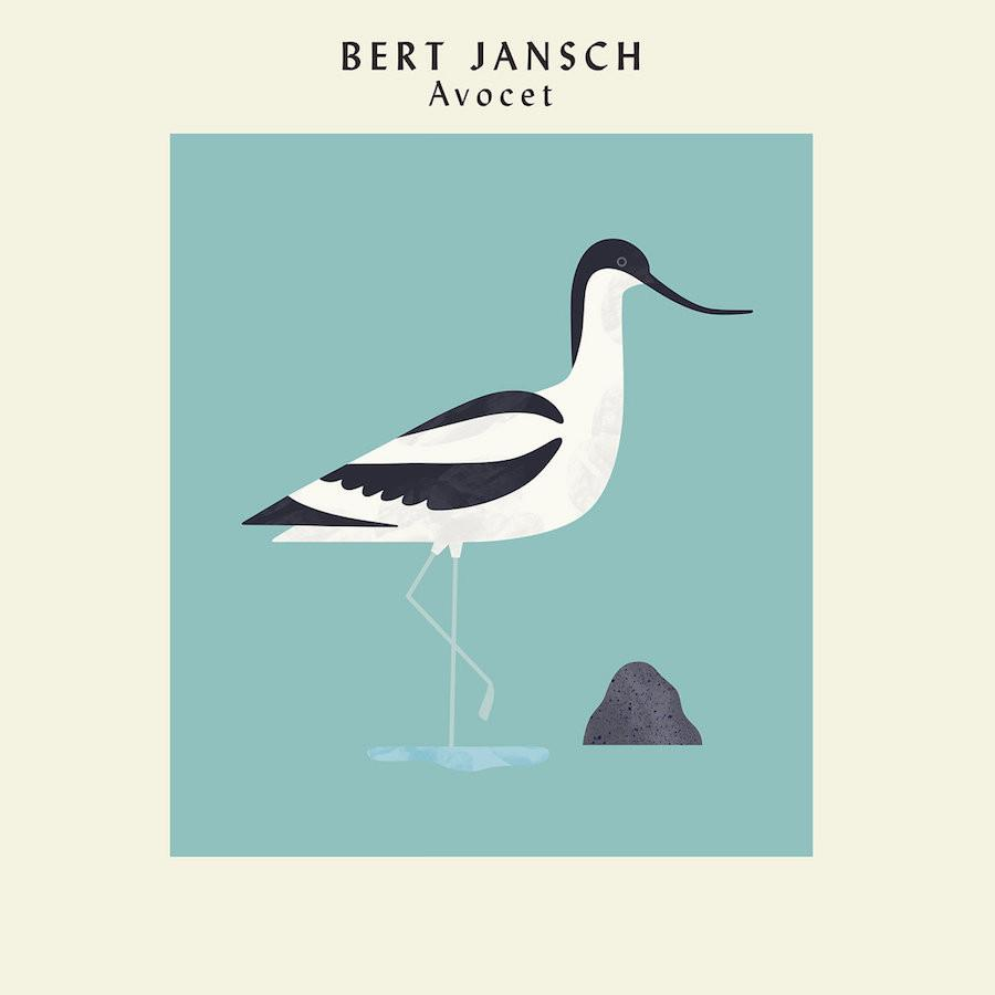 Bert Jansch - Avocet - Drift Records