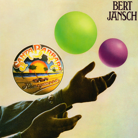Bert Jansch - Santa Barbara Honeymoon