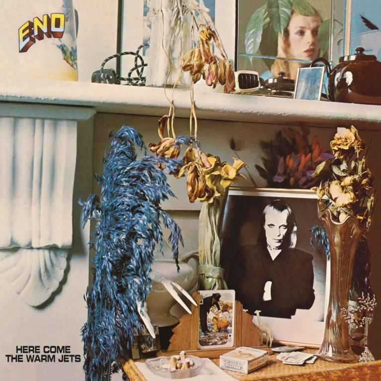 Brian Eno - Here Come The Warm Jets - Drift Records