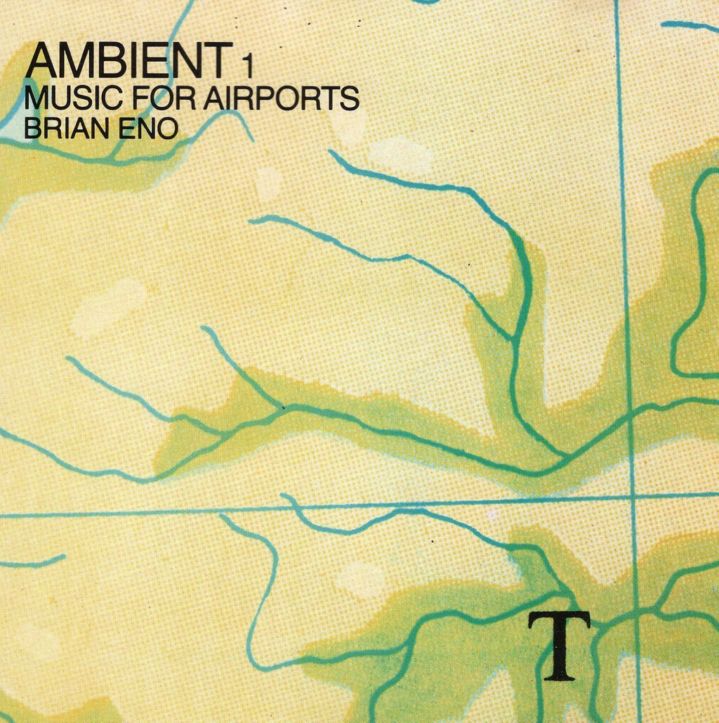 Brian Eno - Ambient 1: Music For Airports [2018 Repress]