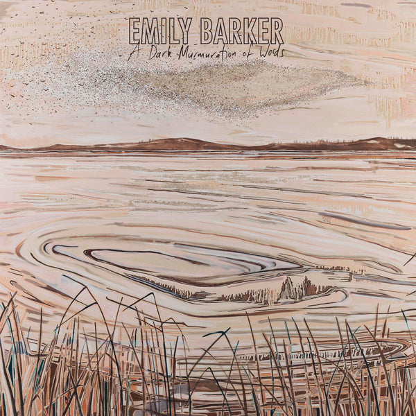 Emily Barker - A Dark Murmuration of Words
