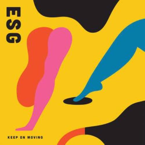 ESG - Keep On Moving - Drift Records