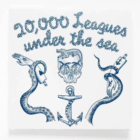 Jonny Trunk / Jules Verne - 20,000 Leagues Under The Sea