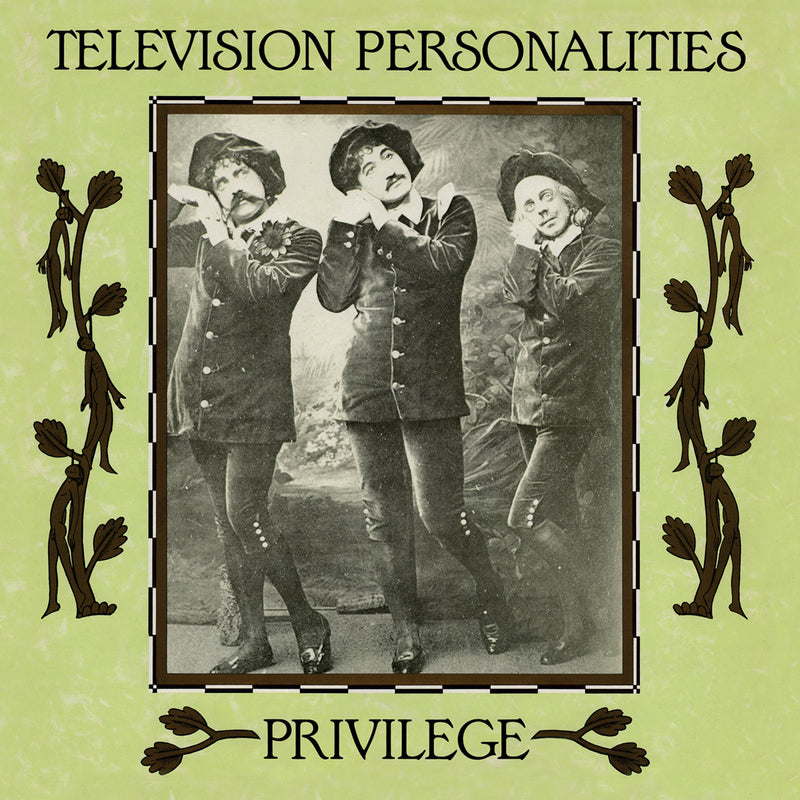Television Personalities - Privilege