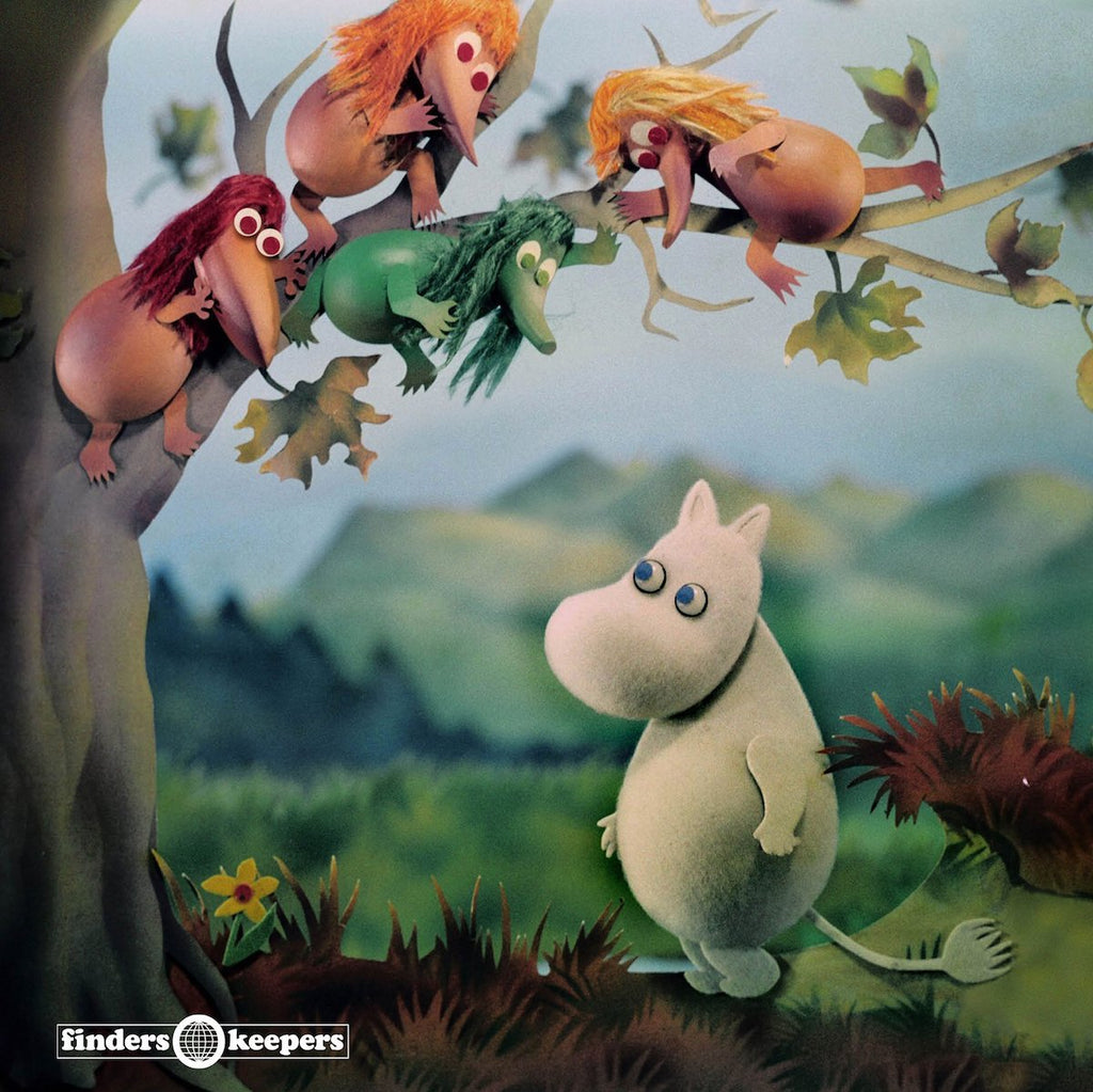 "Graeme Miller & Steve Shill - The Moomins: Woodland Band & Parade [7""]"