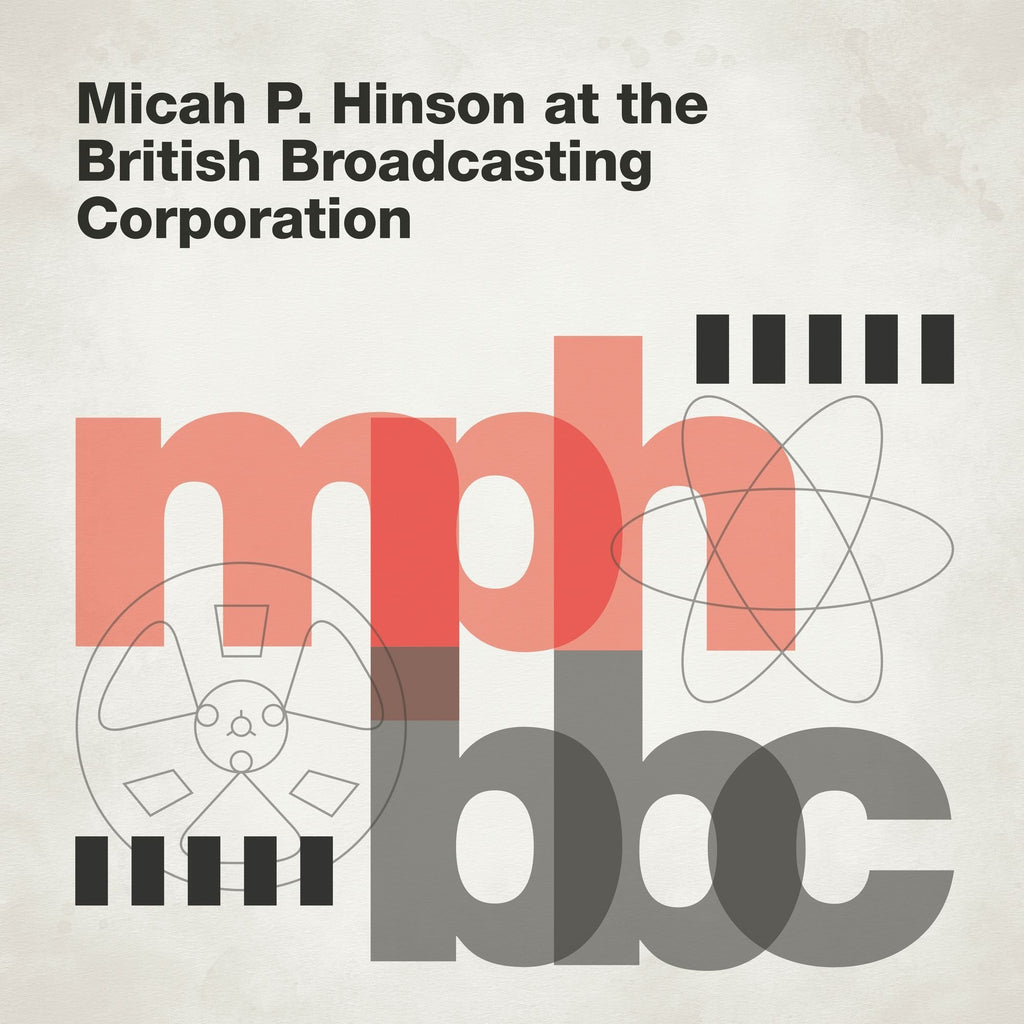 Micah P. Hinson - at The British Broadcasting Corporation