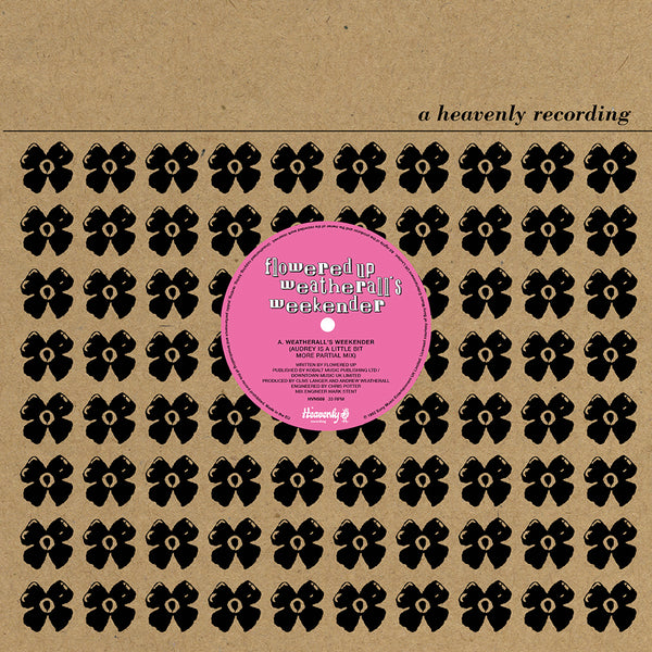 Flowered Up - Weatherall's Weekender
