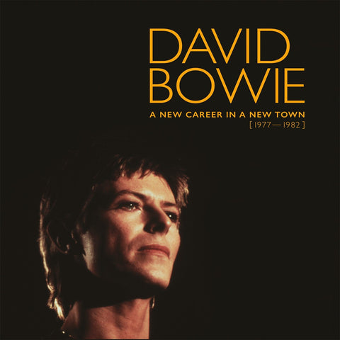 David Bowie - A New Career In A New Town (1977 to 1982)
