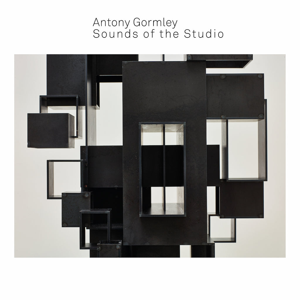 Antony Gormley - Sounds Of The Studio - Drift Records
