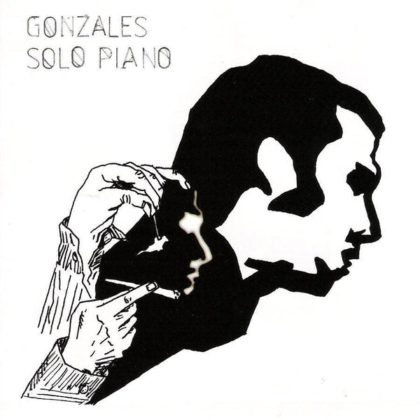 Chilly Gonzales - Solo Piano (Repress) - Drift Records