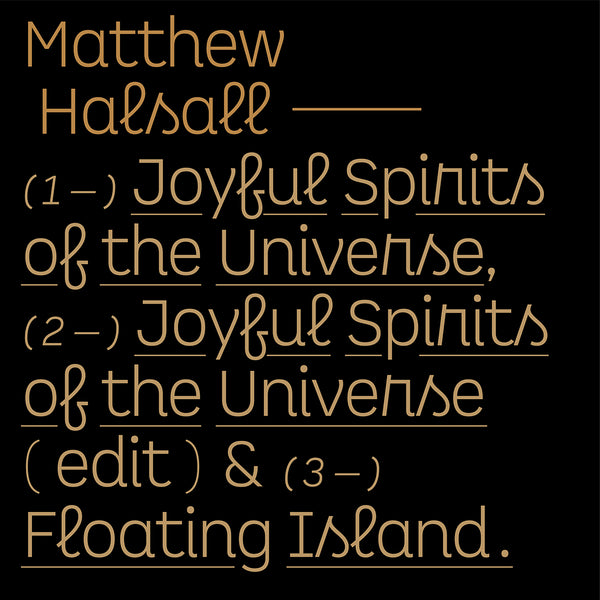Matthew Halsall – Joyful Spirits of the Universe
