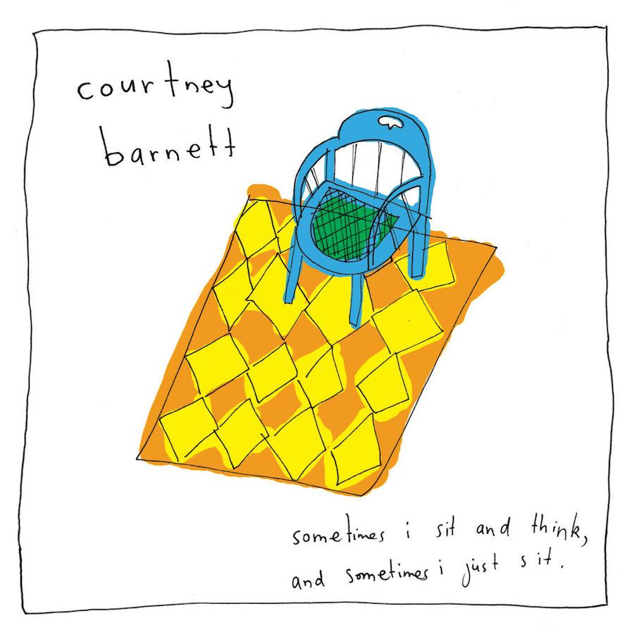 Courtney Barnett - Sometimes I Sit And Think, And Sometimes I Just Sit (Special Edition) - Drift Records