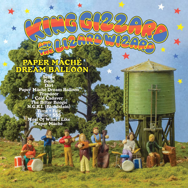 King Gizzard & The Lizard Wizard - Paper Mache Dream Balloon [LRS20]