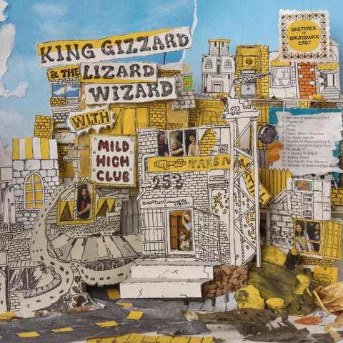 King Gizzard & The Lizard Wizard With Mild High Club - Sketches Of Brunswick East