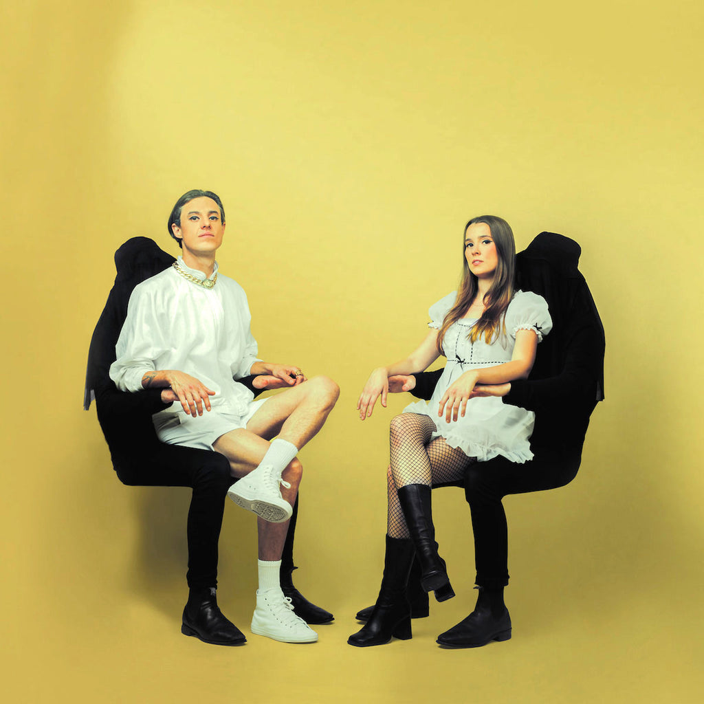 Confidence Man - Confident Music For Confident People - Drift Records