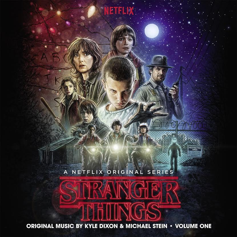 Kyle Dixon & Michael Stein - Stranger Things Season 1, Vol. 1