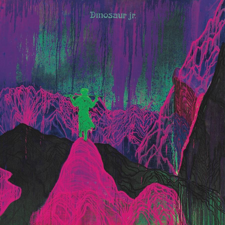 Dinosaur Jr - Give a Glimpse of What Yer Not - Drift Records