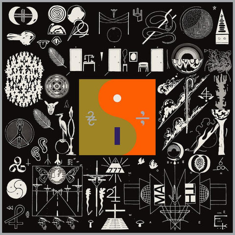 Bon Iver - 22, A Million - Drift Records