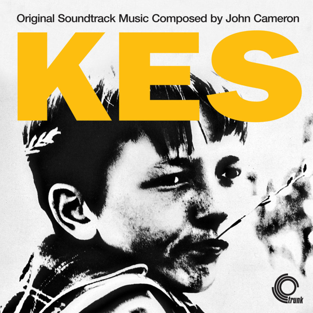 John Cameron - Kes – The Original  Soundtrack