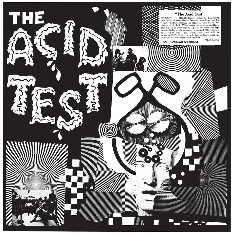 Ken Kesey - The Acid Test [2020 Colour Repress]