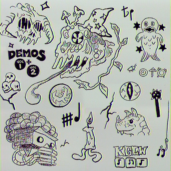 King Gizzard & The Wizard Lizard - Demos: Volumes 1 & 2