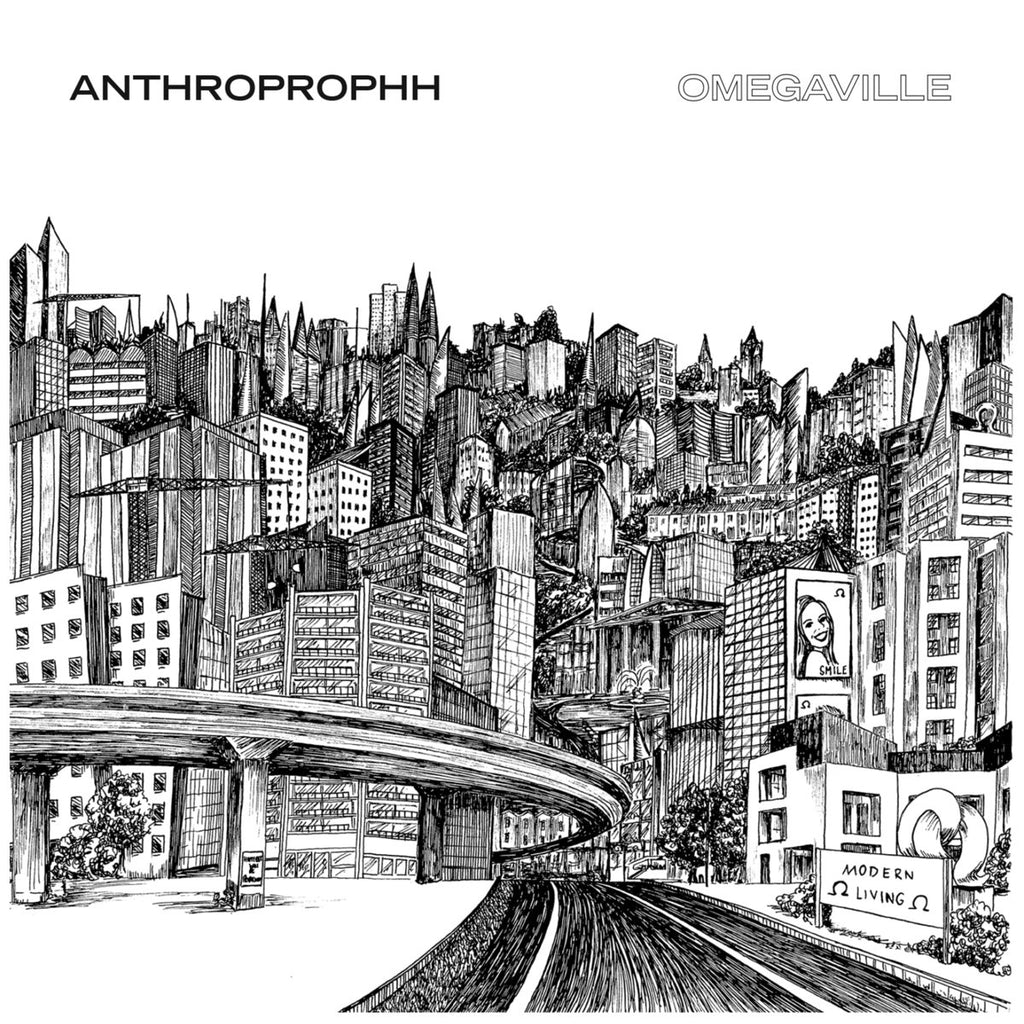Anthroprophh - Omegaville - Drift Records