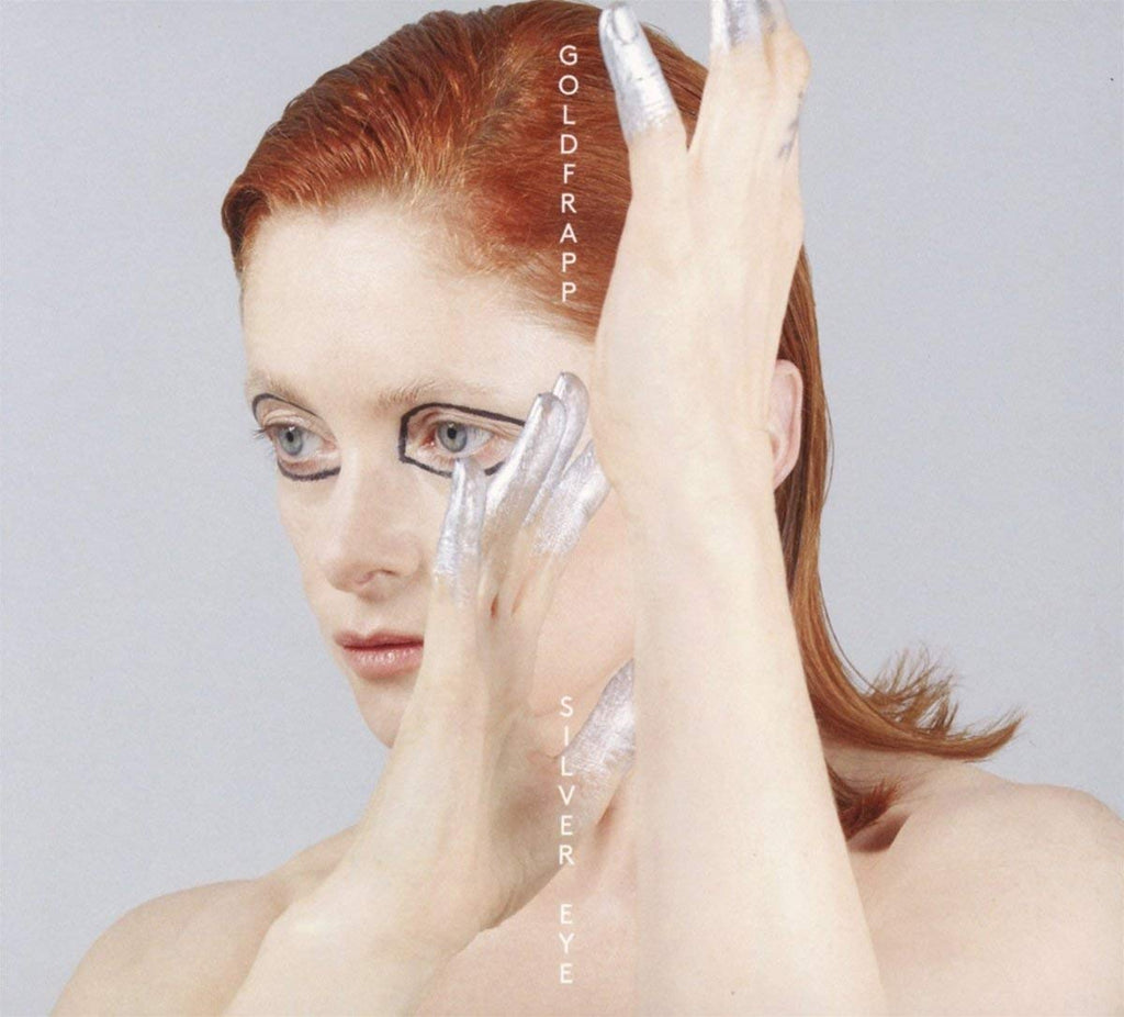 Goldfrapp - Silver Eye 2CD Deluxe Edition