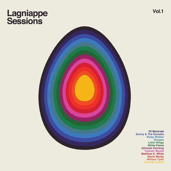 Various - Lagniappe Sessions, Volume 1