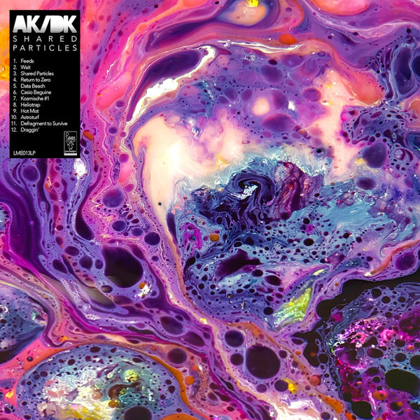 AK/DK - Shared Particles