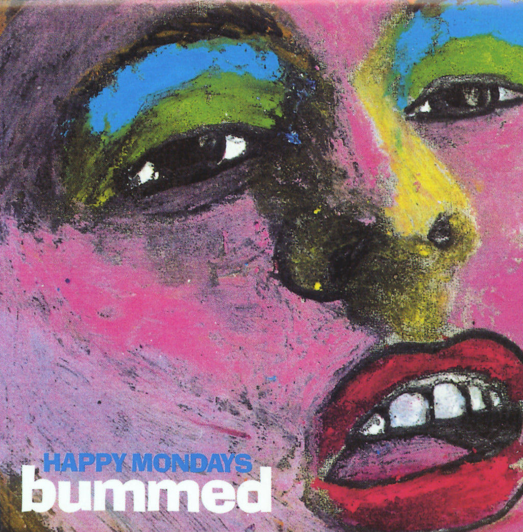 Happy Mondays - Bummed [2019 Repress]
